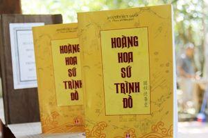 'Hoàng Hoa sứ trình đồ' - ký ức dòng họ thành di sản văn hóa thế giới