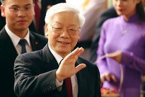 Ông Nguyễn Đình Hương: 'Tổng Bí thư làm Chủ tịch nước rất thuận lợi cho công việc, sẽ luôn được toàn dân ủng hộ, đồng tình'