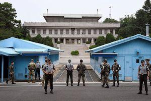 Triều Tiên - Hàn Quốc đồng ý rút hết vũ khí, trạm gác ở Bàn Môn Điếm