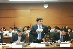 Đại biểu QH: Môi trường nuôi dưỡng cho DN hoạt động có vấn đề