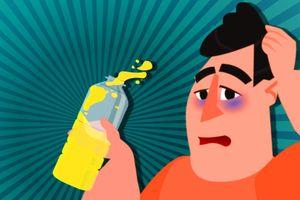 Tác hại khi uống nước tiểu