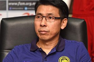 'Malaysia luôn đặt chỉ tiêu lọt vào chung kết ở các giải Đông Nam Á'