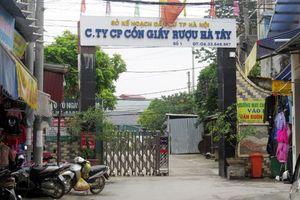 Tại xã Tam Hiệp, huyện Phúc Thọ: Doanh nghiệp xả thải gây ô nhiễm môi trường