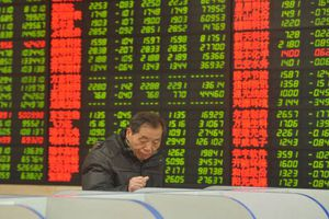Nhà đầu tư tiếp tục bán tháo, cổ phiếu châu Á lại 'đỏ sàn'