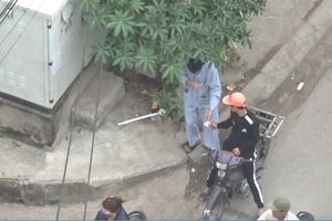 Chân dung những kẻ bán ma túy công khai trước Bệnh viện 09