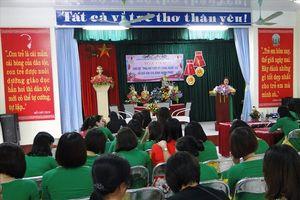 CĐ Trường Mầm non 1-6 TP. Thái Bình tọa đàm phụ nữ thời kì công nghệ 4.0
