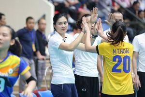 Kim Huệ tái xuất tại giải bóng chuyền Cúp PV – Đạm Cà Mau 2018