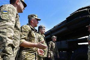 Ukraine sẽ dội tên lửa tự chế vào miền Đông?
