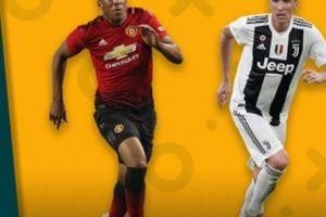 Xem trực tiếp M.U vs Juventus ở đâu, kênh nào?