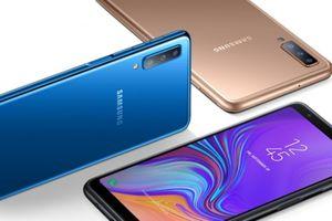 Đánh giá Samsung Galaxy A7: Smartphone 3 camera xuất sắc