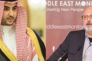 Hé lộ bí mật giữa nhà báo Khashoggi với hoàng gia Ả Rập Saudi