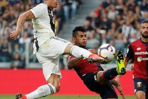 Ronaldo trở về đấu với M.U