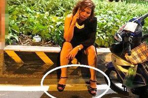 Chiếc giày cao gót 'hại' nữ lái xe BMW gây tai nạn kinh hoàng?