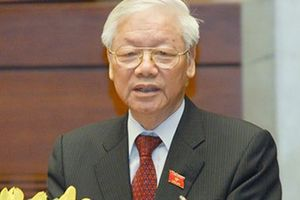Tân Chủ tịch nước Nguyễn Phú Trọng: Tâm trạng tôi là vừa mừng vừa lo