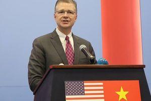 Đại sứ Mỹ chúc mừng tân Chủ tịch nước Nguyễn Phú Trọng