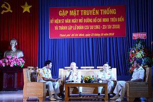 Họp mặt truyền thống 57 năm Ngày mở đường Hồ Chí Minh trên biển