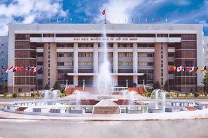 Đại học Quốc gia TPHCM: Mô hình hệ thống đại học nghiên cứu kiểu mẫu