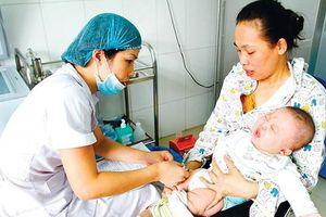 Hơn 4,2 triệu trẻ sẽ được tiêm bổ sung vaccine sởi - rubella