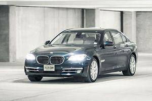 BMW triệu hồi xe sang 7-Series vì lỗi lập trình động cơ