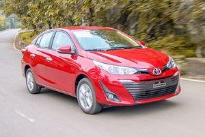 Cầm lái 'vua doanh số' Toyota Vios 2018 tại Việt Nam