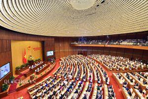 Chiều ngày 23/10: Chủ tịch nước sẽ tuyên thệ nhậm chức