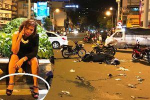 Ngoài say rượu, giày cao gót là nguyên nhân vụ xe BMW đâm chết người?