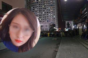 Khởi tố vụ án nữ sinh ném con xuống đất ở khu đô thị Linh Đàm