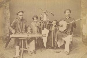 Chùm ảnh đặc sắc về người Hà Nội cuối thế kỷ 19