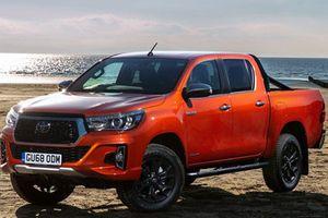 Chi tiết Toyota Hilux Invincible X đặc biệt giá 994 triệu đồng
