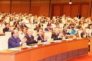 Sáng nay (23/10), Quốc hội bầu Chủ tịch nước