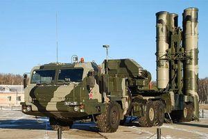 Hệ thống S-400 nhận được loại tên lửa mới
