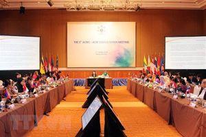 Đối thoại ASEAN - EU về bình đẳng giới và trao quyền cho phụ nữ, trẻ em gái