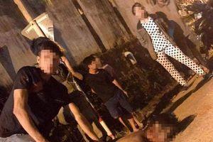 Nghi bắt cóc trẻ em, một thanh niên bị đánh tử vong