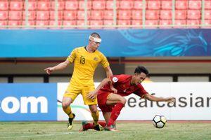 HLV Hoàng Anh Tuấn: 'Cầu thủ U.19 Việt Nam đã rất sợ hãi khi gặp Úc'