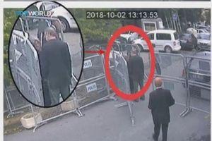 Vụ giết nhà báo Khashoggi là 'một sai lầm nghiêm trọng'