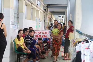 TPHCM: 100% quận huyện đều có người mắc sởi