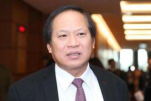 Quốc hội xem xét miễn nhiệm Bộ trưởng TT&TT với ông Trương Minh Tuấn