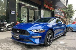 Chi tiết Ford Mustang 2.3 Ecoboot 2018 tại Hà Nội