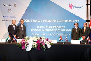 Liên danh do Petrofac dẫn đầu trúng thầu dự án nhiên liệu sạch ở Thái Lan
