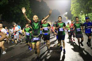 Hanoi International Heriatge Marathon: Cuộc đua của những chiến binh