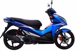 Suzuki Impulse mới trình làng đã nhận nhiều ý kiến trái chiều