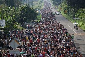 Mỹ đe dọa cắt hẳn viện trợ cho một loạt nước Trung Mỹ
