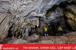 Chiêm ngưỡng vẻ đẹp của hang Vòm - giếng Voọc