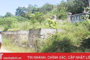 Nhiều tiêu chí 'làm khó' Sơn Lâm xây dựng nông thôn mới