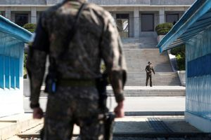Biên giới liên Triều giảm bớt vũ khí
