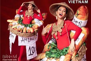 H'Hen Niê sẽ chọn trang phục dân tộc nào thi Miss Universe 2018?