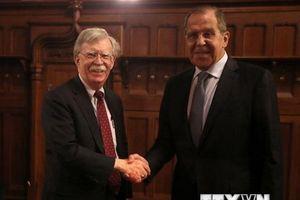 Mỹ sẽ tham vấn với các đồng minh và Nga trước khi rút khỏi INF