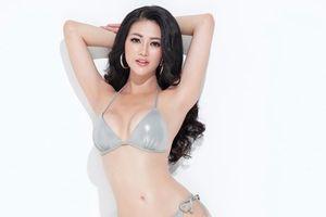 Vòng eo đầy mê hoặc của đại diện nhan sắc Việt tại Miss Earth 2018