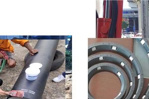 Công ty cấp nước MWA Thái Lan lần đầu tiên sử dụng ống gang cầu Xinxing