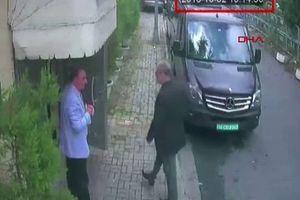 Phát hiện bất ngờ về nơi tìm thấy thi thể nhà báo Khashoggi?